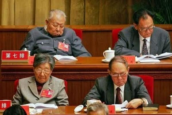 world politicians sleeping How Much Trouble are You in, if the Boss Catches You Doing This?