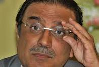 zardari in tension
