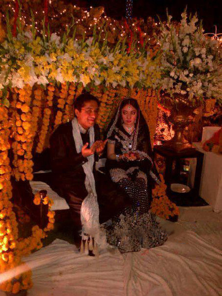 engagement-of-sharmila-farooqi
